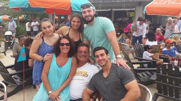 Tom P & Family