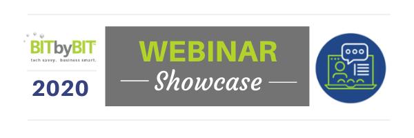 Webinar Showcase 2020