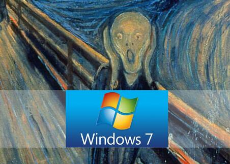 Windows 7 The Scream 5.21