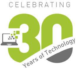 Celebrating 30 Year Sof Technology